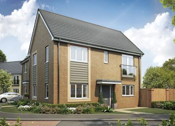 Thumbnail 3 bed semi-detached house for sale in Plot 97 The Webster, Egstow Park, Off Derby Road, Clay Cross, Chesterfield