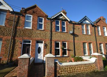 Thumbnail 4 bed terraced house for sale in Crescent Road, Hunstanton