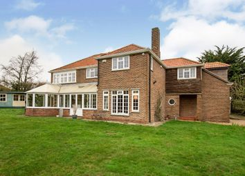 5 bed detached house for sale in Thames Avenue, High Halstow, Rochester ME3