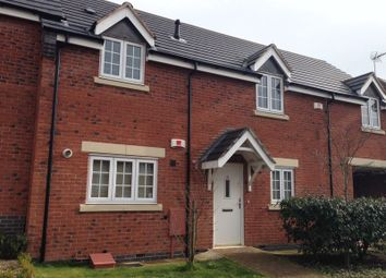 Thumbnail 1 bed property to rent in Gold Close, Hinckley