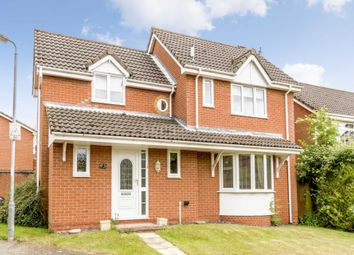 Thumbnail 4 bed detached house to rent in Saxon Court, Swaffham