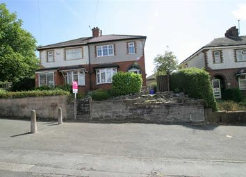 Thumbnail 3 bed semi-detached house for sale in Ruxley Road, Bucknall, Stoke On Trent