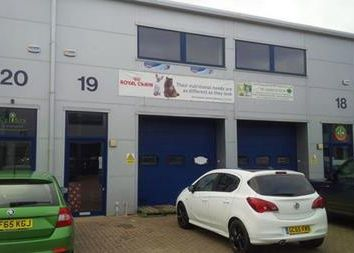 Thumbnail Light industrial to let in Unit 19, The Glenmore Centre, Moat Way, Orbital Park, Ashford, Kent