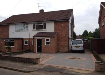 Thumbnail 3 bed terraced house to rent in London Road, Oadby