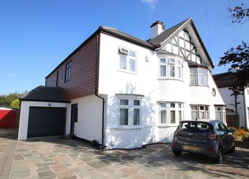 4 bed semi-detached house for sale in The Fairway, Bickley, Bromley BR1