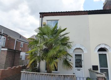 Thumbnail 2 bed end terrace house for sale in Heath Road, Norwich
