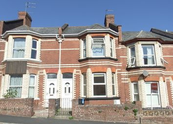 Thumbnail 3 bed terraced house to rent in Manston Road, Exeter