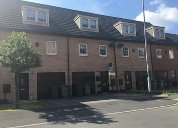 Thumbnail 3 bed town house for sale in Madison Close, Ackworth, Pontefract