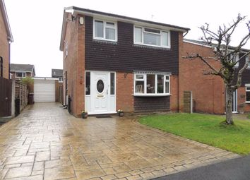 Thumbnail 3 bed detached house for sale in Wheelwright Close, Marple, Stockport