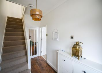 Thumbnail 4 bed terraced house to rent in Bishops Avenue, Chadwell Heath, Romford