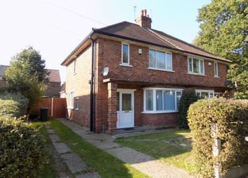 Thumbnail 3 bed semi-detached house to rent in Everingham Road, Cantley, Doncaster