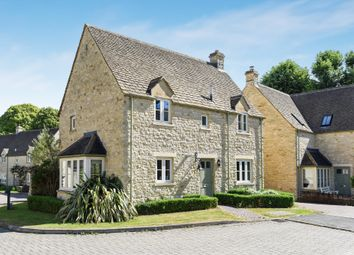 Thumbnail 3 bed detached house for sale in Painters Field, Quenington, Cirencester