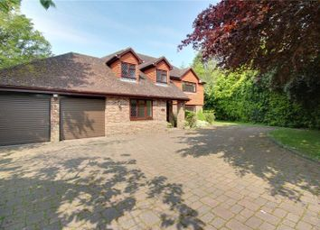Thumbnail 5 bed detached house for sale in Sea Lane Gardens, Ferring, West Sussex
