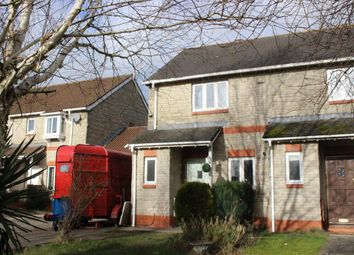 Thumbnail 2 bed end terrace house for sale in Llys Dwynwen, Llantwit Major