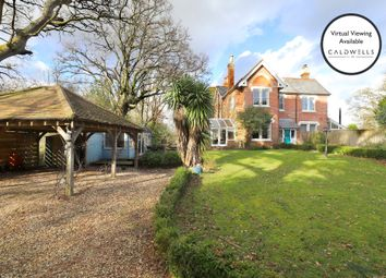 Cottagers Lane, Hordle, Lymington, Hampshire SO41. 5 bed semi-detached house for sale