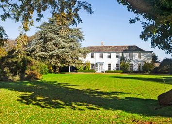 Thumbnail 7 bed country house for sale in Blue Hayes House, Broadclyst, Exeter, Devon