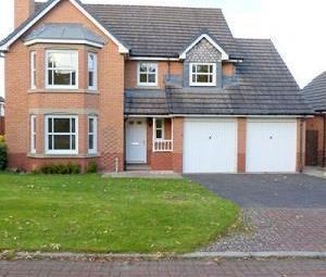 Thumbnail 4 bed detached house to rent in Cornhill Road, Perth