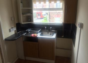 Thumbnail 1 bedroom flat to rent in Chapel Road, Anfield, Liverpool