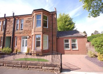 Thumbnail 3 bed flat for sale in Bute Gardens, Muirend, Glasgow