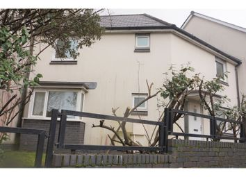 Thumbnail 3 bed terraced house to rent in Phoebe Road, Swansea