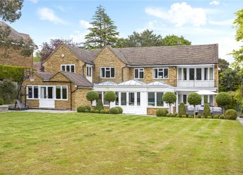 Thumbnail 5 bed detached house for sale in Pony Chase, Cobham, Surrey