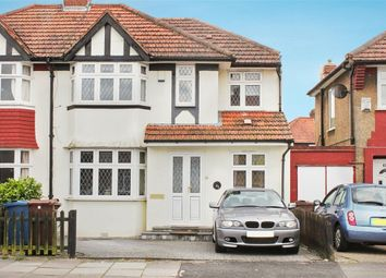 Thumbnail 4 bed semi-detached house for sale in Bacon Lane, Burnt Oak, Edgware