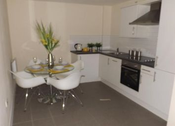 Thumbnail 2 bed flat to rent in Birley Street, Preston