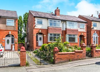 Thumbnail 3 bed semi-detached house for sale in St. Lesmo Road, Edgeley, Stockport