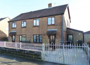 Thumbnail 3 bed semi-detached house for sale in Heol Glannant, Bettws, Bridgend, Mid Glamorgan