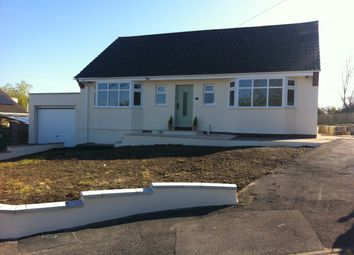 Thumbnail 3 bedroom detached bungalow to rent in Yanleigh Lane, Bristol