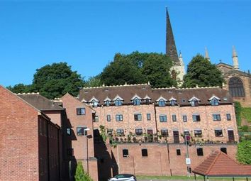 Thumbnail 4 bed terraced house for sale in The Old Mill Courtyard, Bullocks Row, Walsall