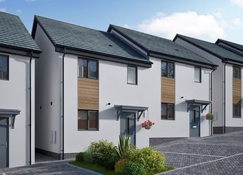 Thumbnail 3 bed semi-detached house for sale in Priory Fields, Plympton, Devon