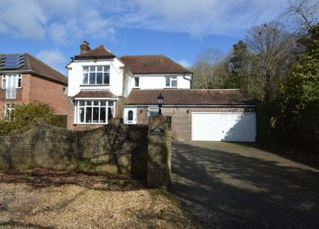 Thumbnail 4 bed detached house for sale in Hambledon Road, Denmead, Waterlooville