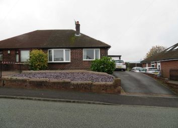 Thumbnail 2 bed bungalow for sale in Netherhouse Road, Oldham