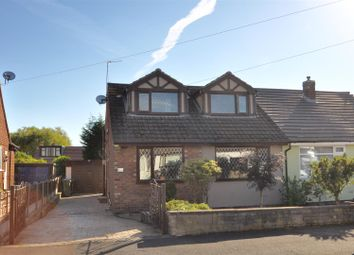 Thumbnail 3 bed semi-detached bungalow for sale in Hillary Road, Hyde
