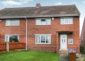 Thumbnail 3 bed semi-detached house for sale in Brierley Road, Grimethorpe, Barnsley