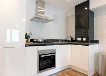 Thumbnail 1 bed flat to rent in Drapery House, Fabrick Square, 1 Lombard Street, Birmingham
