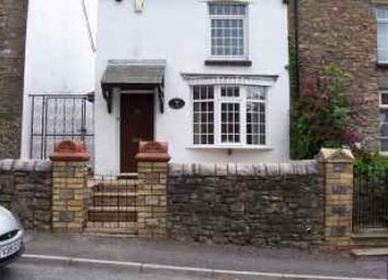 Thumbnail 2 bed cottage to rent in Hensol Road, Pontyclun