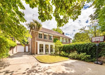 Thumbnail 5 bed detached house to rent in Grove End Road, St John's Wood, London