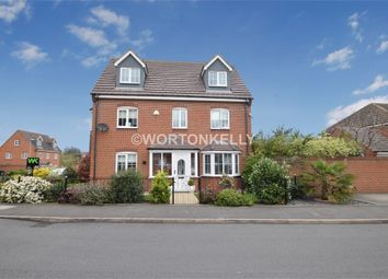 Thumbnail 5 bedroom detached house for sale in Old College Drive, Wednesbury, West Midlands