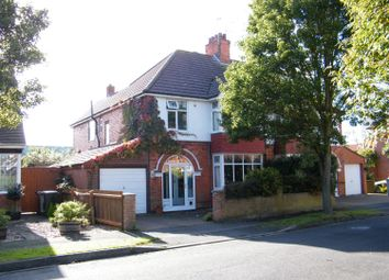 Thumbnail 4 bed semi-detached house to rent in Laythorpe Avenue, Skegness, Lincolnshire
