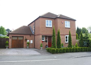 Thumbnail 4 bed detached house for sale in Twyford Gardens, Grantham