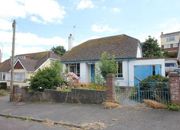 Thumbnail 2 bed detached bungalow for sale in Clifton Road, Paignton