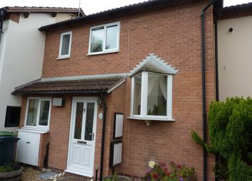 Thumbnail 2 bed terraced house to rent in Squires Court, Bicton Heath, Shrewsbury
