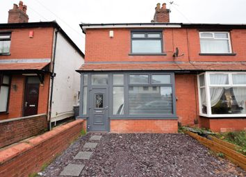 Thumbnail 2 bed terraced house for sale in Stoke Avenue, Blackpool