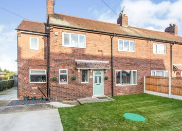 Thumbnail 3 bed semi-detached house for sale in Cathcart Close, Whitley, Goole