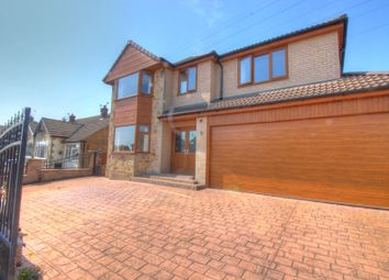 Thumbnail 4 bed detached house for sale in Meadow Park Drive, Stanningley, Pudsey