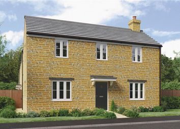 "Thumbnail 4 bed mews house for sale in ""Milcombe"" at Collins Drive, Bloxham, Banbury"