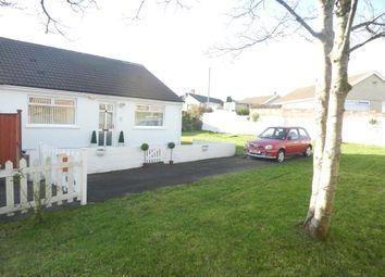 Thumbnail 2 bed semi-detached bungalow for sale in Mynydd Garnllwyd Road, Morriston, Swansea