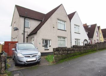 Thumbnail 3 bed semi-detached house for sale in Redhouse Crescent, Cardiff
